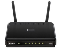 Беcпроводной гигабитный маршрутизатор D-Link DIR-651 Wireless Router 300Mbps, 4xLan 1xWan gigabit ports