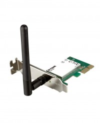 Беспроводной PCI Express адаптер D-Link DWA-525 802.11n Wireless 150M